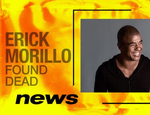 ERICK MORILLO, FOUND DEAD